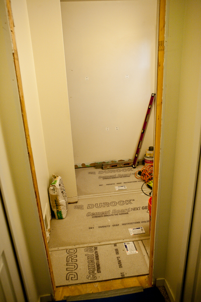 The Cement Board's in
